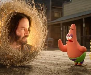 Bob l'éponge : le film avec Keanu Reeves sortira en novembre sur Netflix