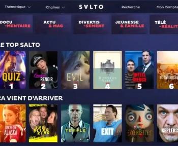 Salto : date de sortie, catalogue, prix… Que propose le concurrent français de Netflix ?