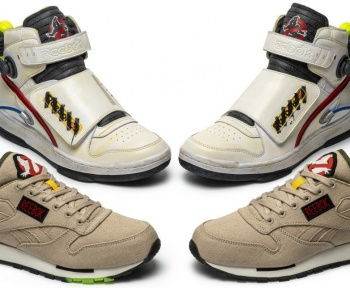 Des sneakers Ghostbusters pour Halloween !