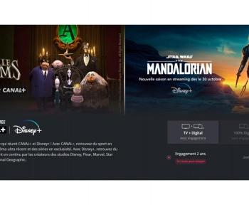 [Bon Plan] Occupez-vous avec Disney+ et Canal+ pour 19,90 euros par mois