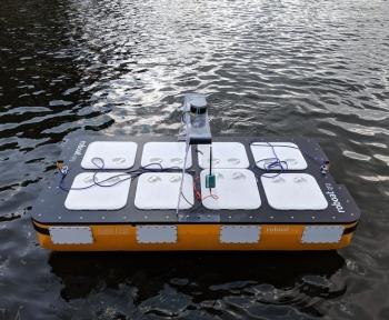 Le MIT invente un bateau autonome