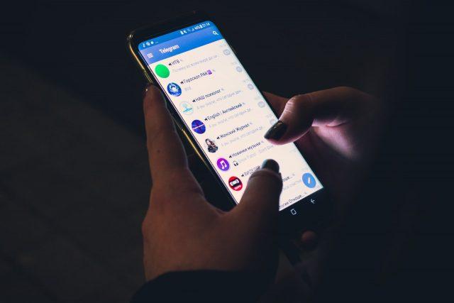 Telegram a un problème avec le revenge porn