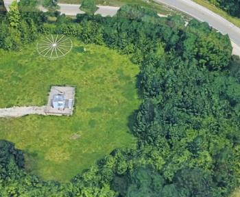 """On a trouvé une """"soucoupe volante"""" dans Google Maps et elle ressemble à une rondelle de citron"""