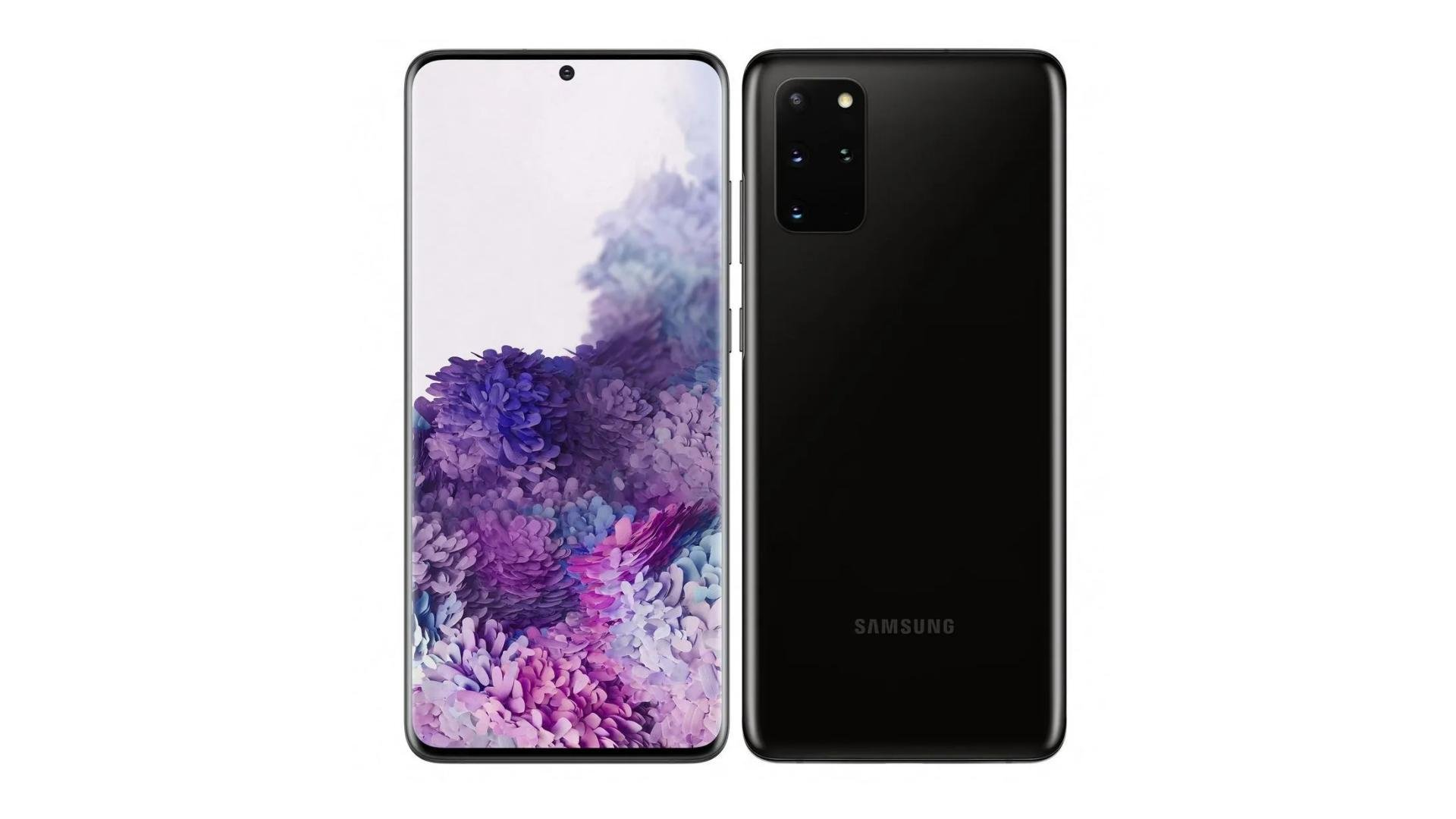 Le Samsung Galaxy S20+ 128 Go tombe à 579 euros
