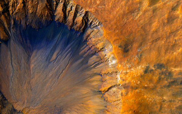 La clé de la vie sur Mars se trouve peut-être dans ce désert