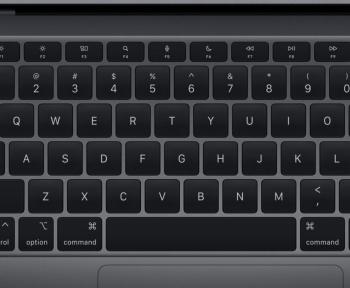 Le clavier du nouveau MacBook Air a des raccourcis empruntés à iOS