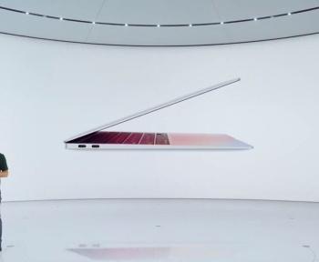 Apple lance sa puce surpuissante M1 dans le MacBook Air