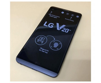 [11.11] Ce bon vieux LG V20 n'est qu'à 68 euros