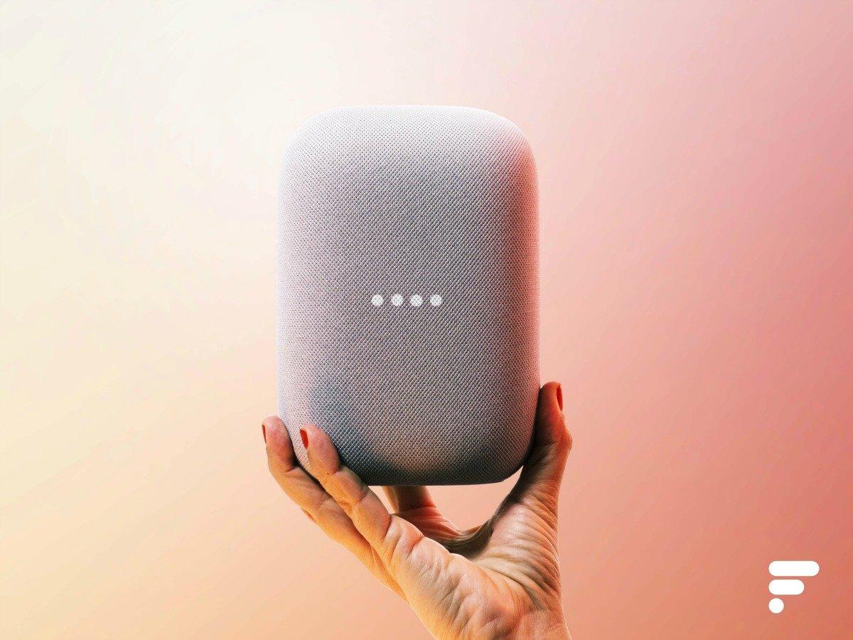 Nest Audio: les enceintes de Google pourront vous servir de home cinéma