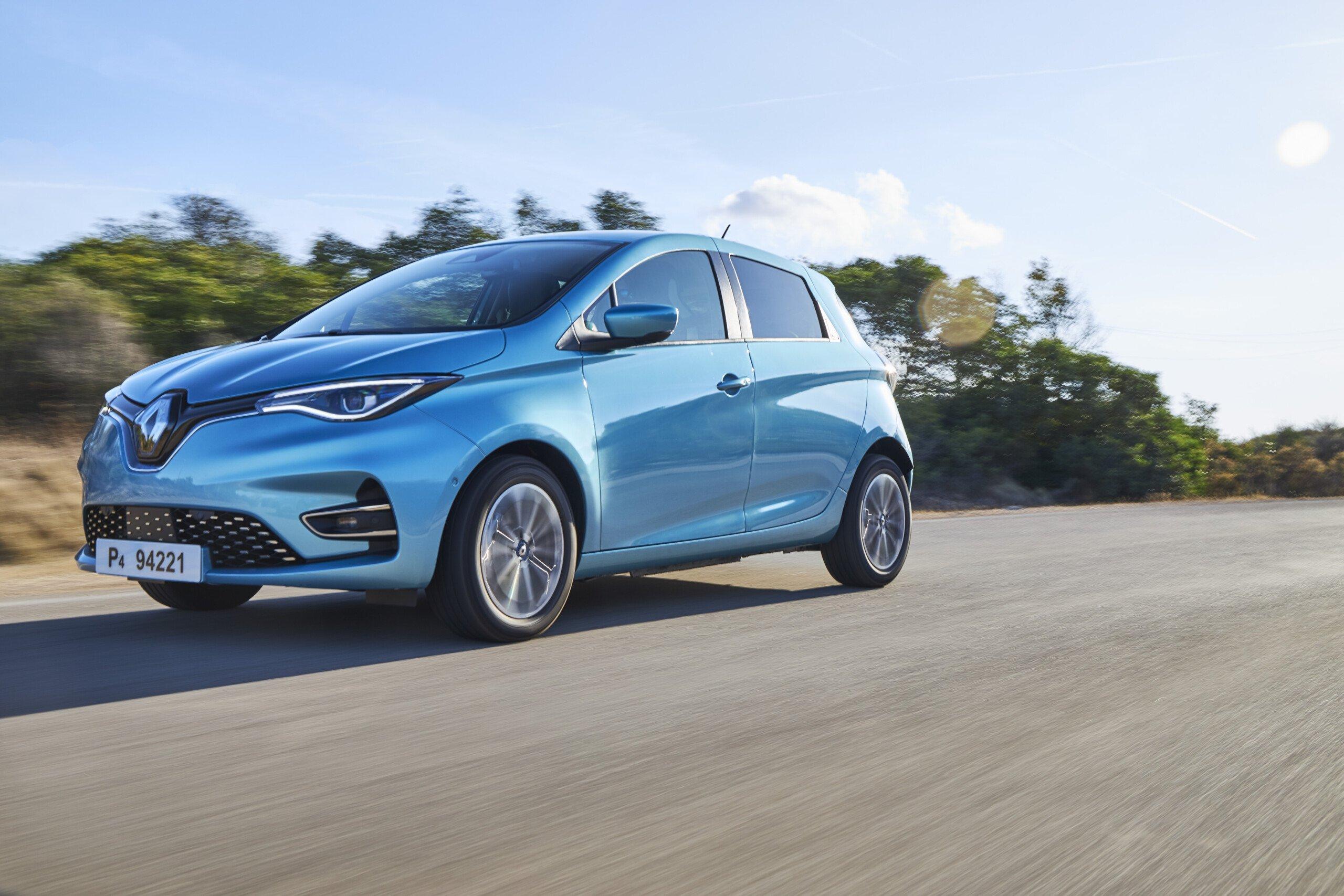 Essai de la Renault Zoé: que vaut l'électrique la plus vendue en France?