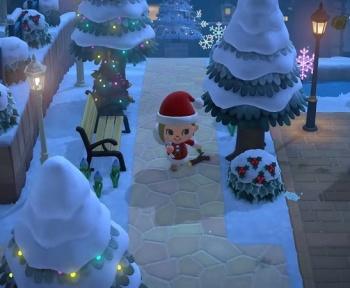 Animal Crossing : cette mise à jour gratuite s'annonce festive
