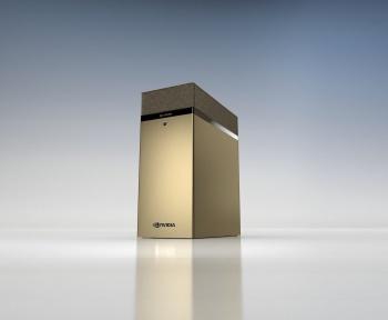 Nvidia présente son DGX StationA100: un data center de la taille d'un simple PC