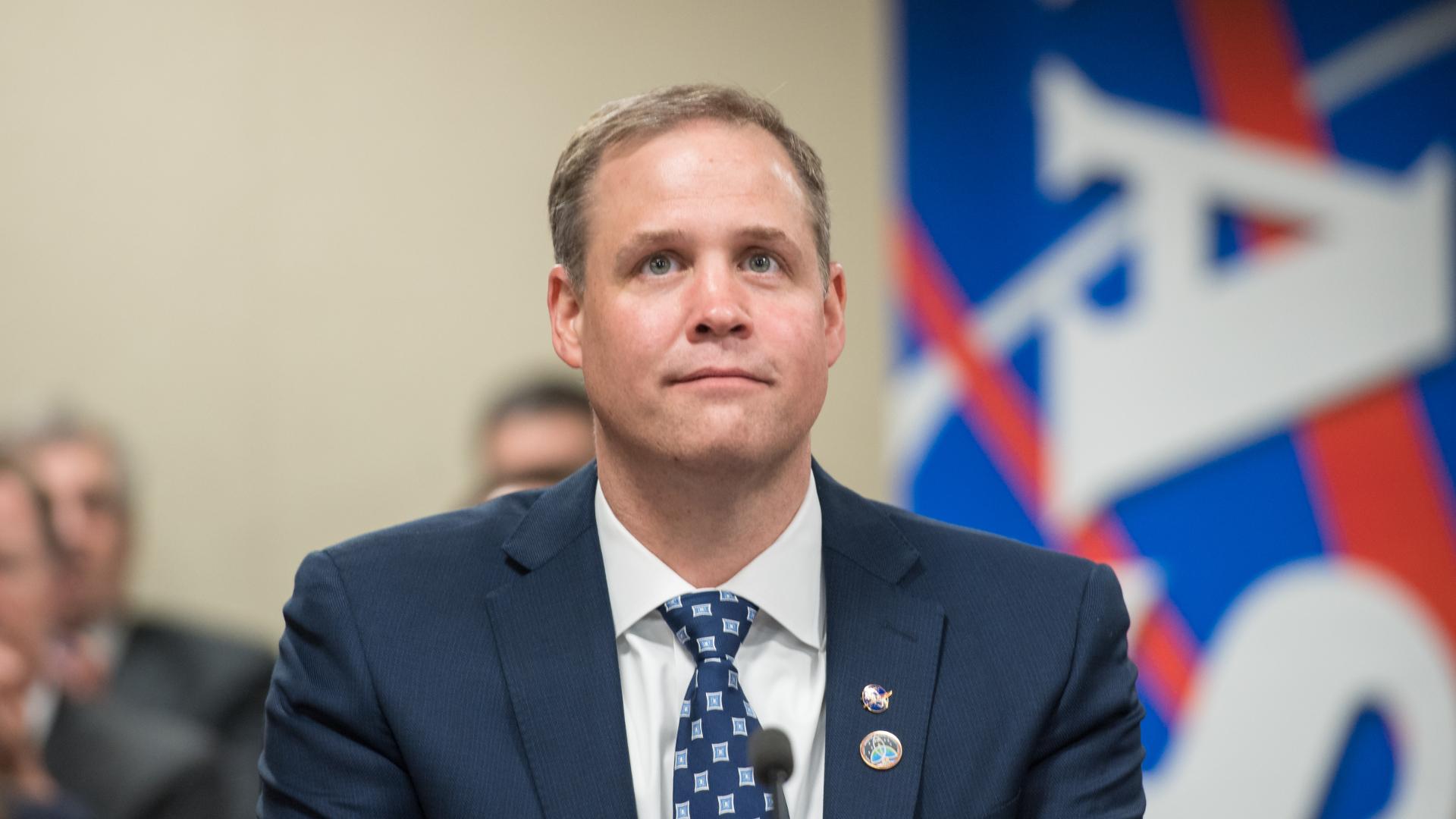 Jim Bridenstine: l'étonnante transformation du patron de la Nasa sous l'ère Trump
