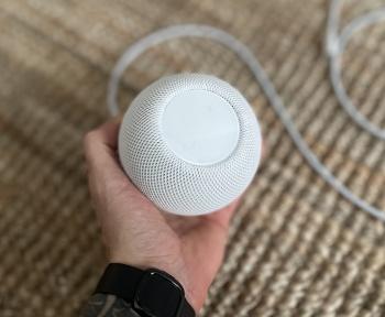 Test du HomePod mini: petit par la taille, grand pour le son
