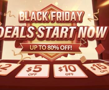 Le Black Friday a déjà commencé chez Geekbuying : 7 offres à ne pas manquer