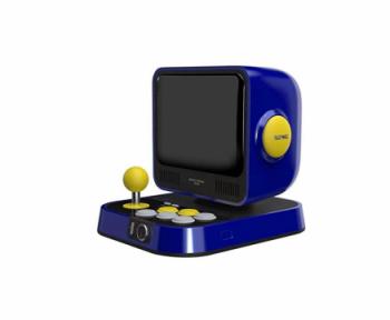 Capcom dévoile la Retro Station, borne d'arcade au format mini