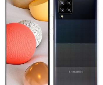 Samsung Galaxy A42 : le nouveau milieu de gamme compatible 5G