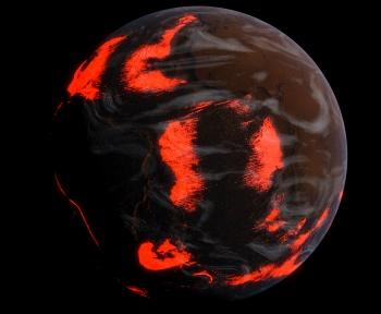L'atmosphère de la Terre a-t-elle été aussi toxique que celle de Vénus?
