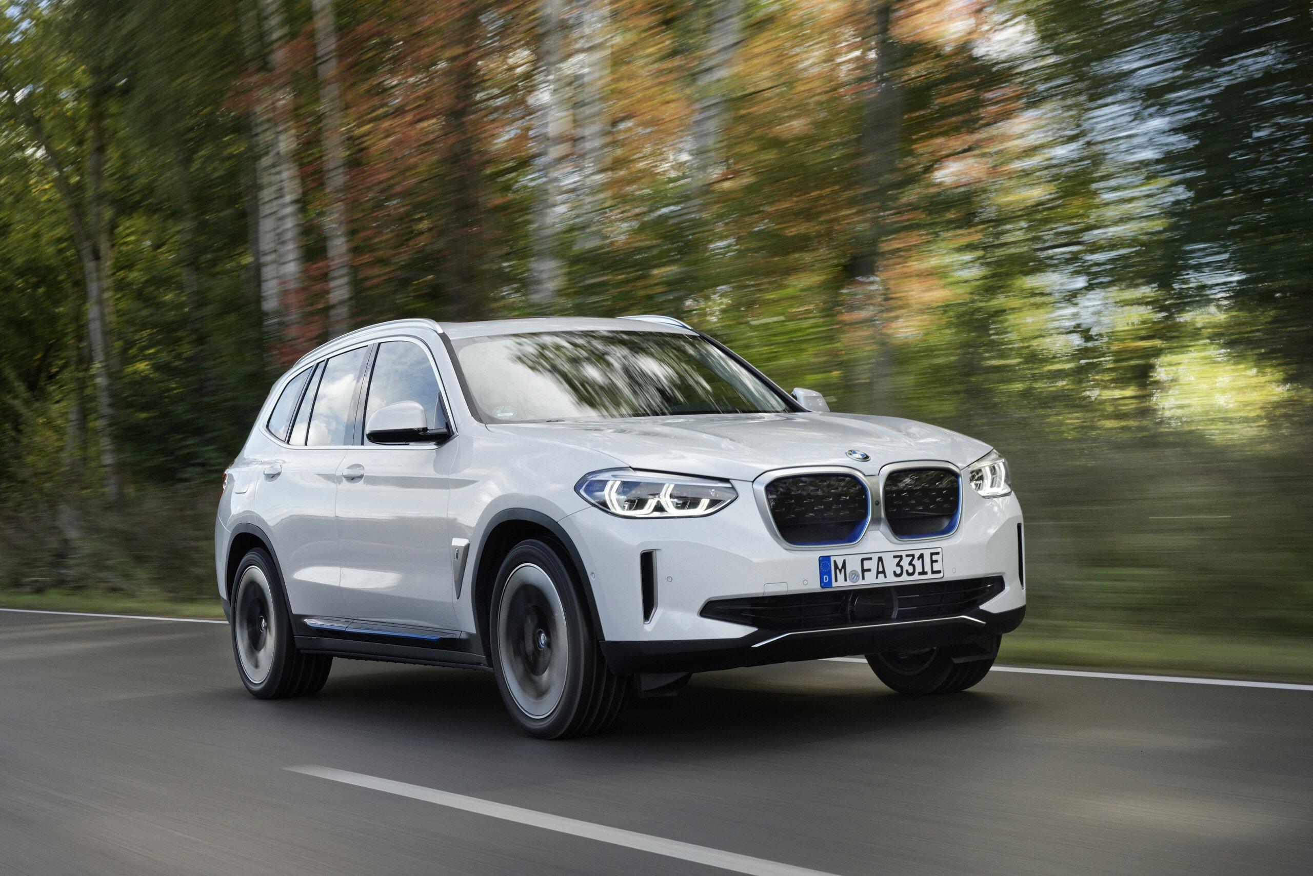 Essai du BMWiX3: la passe de trois