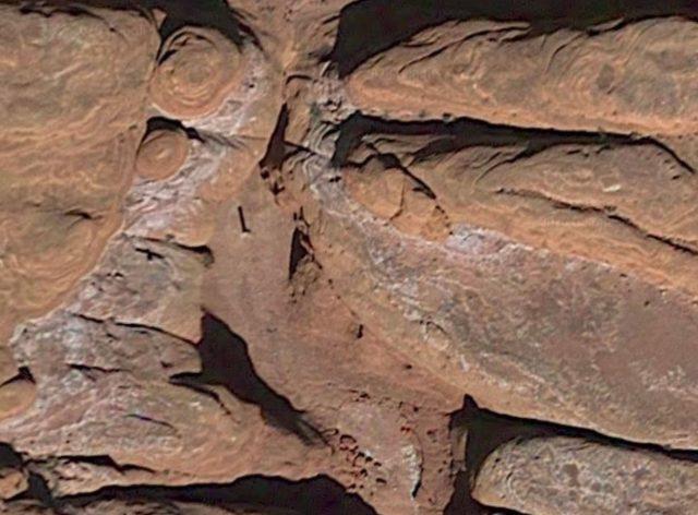 On sait ce qui a provoqué la disparition du monolithe de l'Utah