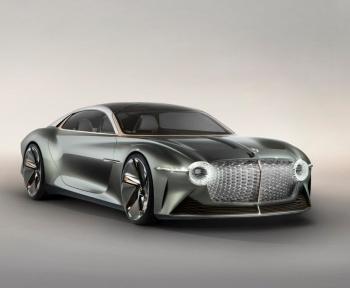 Bentley miserait sur une berline pour sa première voiture électrique de luxe