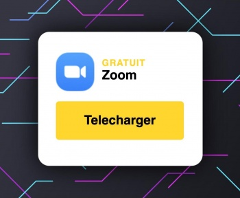 Attention quand vous téléchargez Zoom à partir de Qwant ou Bing