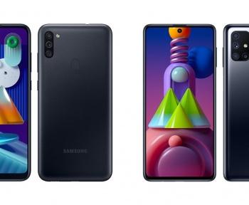 Samsung présente ses Galaxy M11 et M51