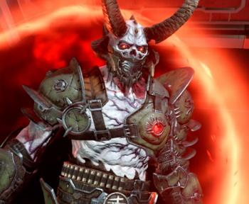 Sur Nintendo Switch, Doom Eternal est laid, fluide et agréable