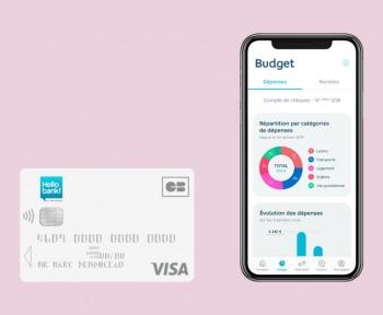 Hello One : dites adieu aux frais bancaires grâce à la carte gratuite de Hello bank!