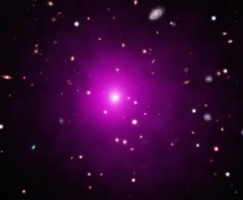 Où a bien pu passer ce trou noir géant? Le mystère reste entier
