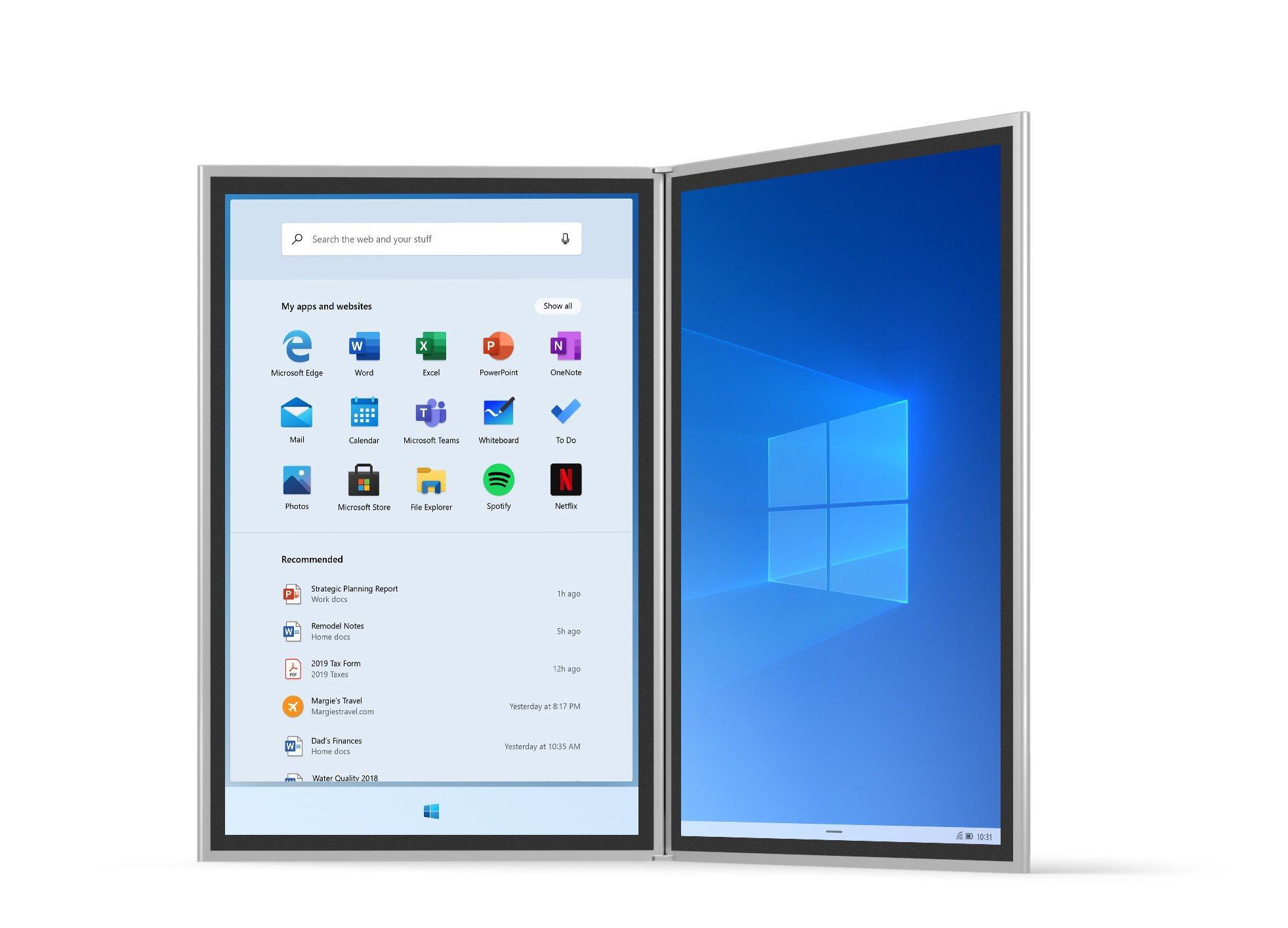 Sur Windows 10X, Microsoft simplifiera la gestion des pilotes