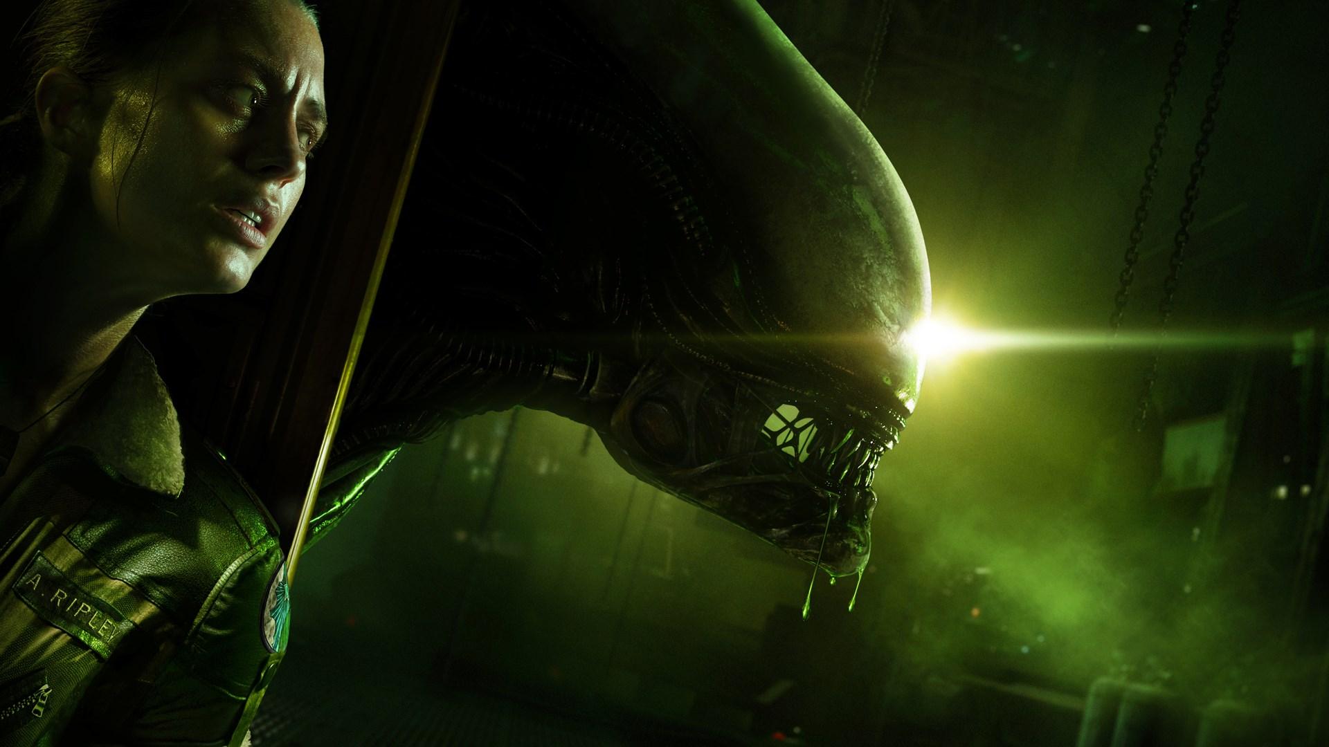 Aujourd'hui, Alien Isolation est offert gratuitement sur l'Epic Games Store