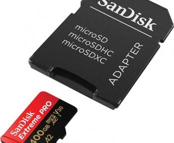 Pour mobile ou Switch, une microSD 400 Go à moins de 85 euros ne se refuse pas
