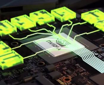 Nvidia tease ses RTX Series 30 pour PC portables