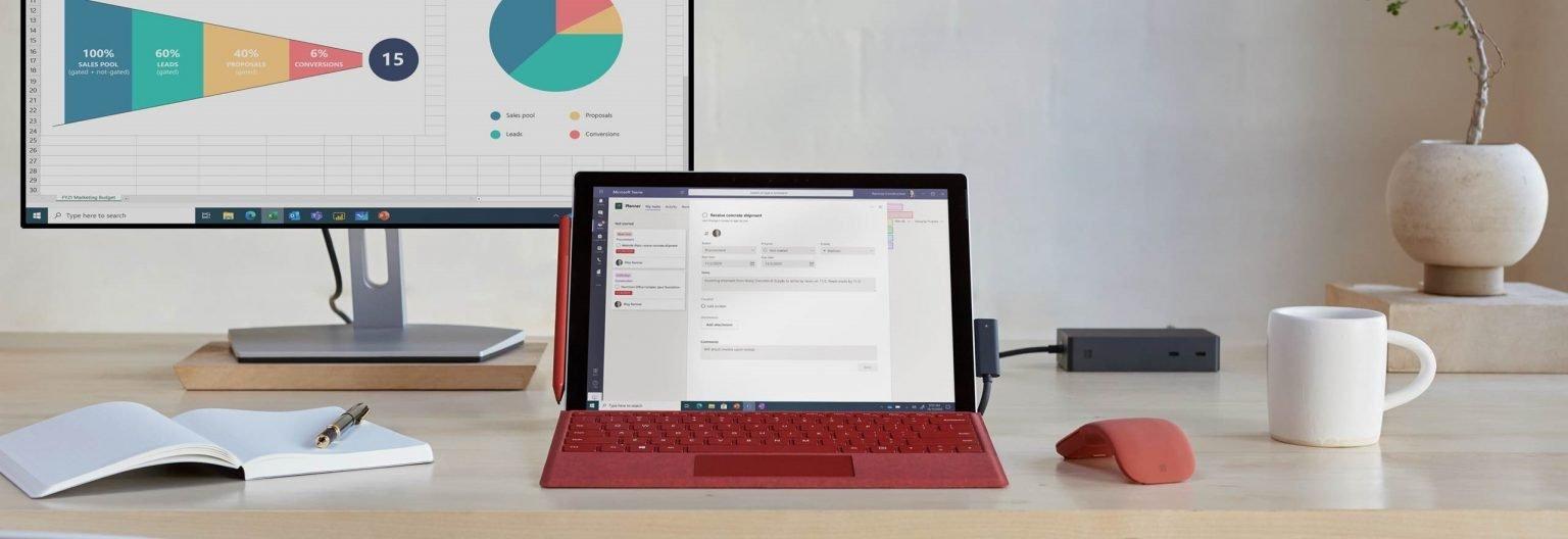 Microsoft dévoile sa nouvelle Surface Pro 7+ avec des processeurs Intel Core de 11ème génération