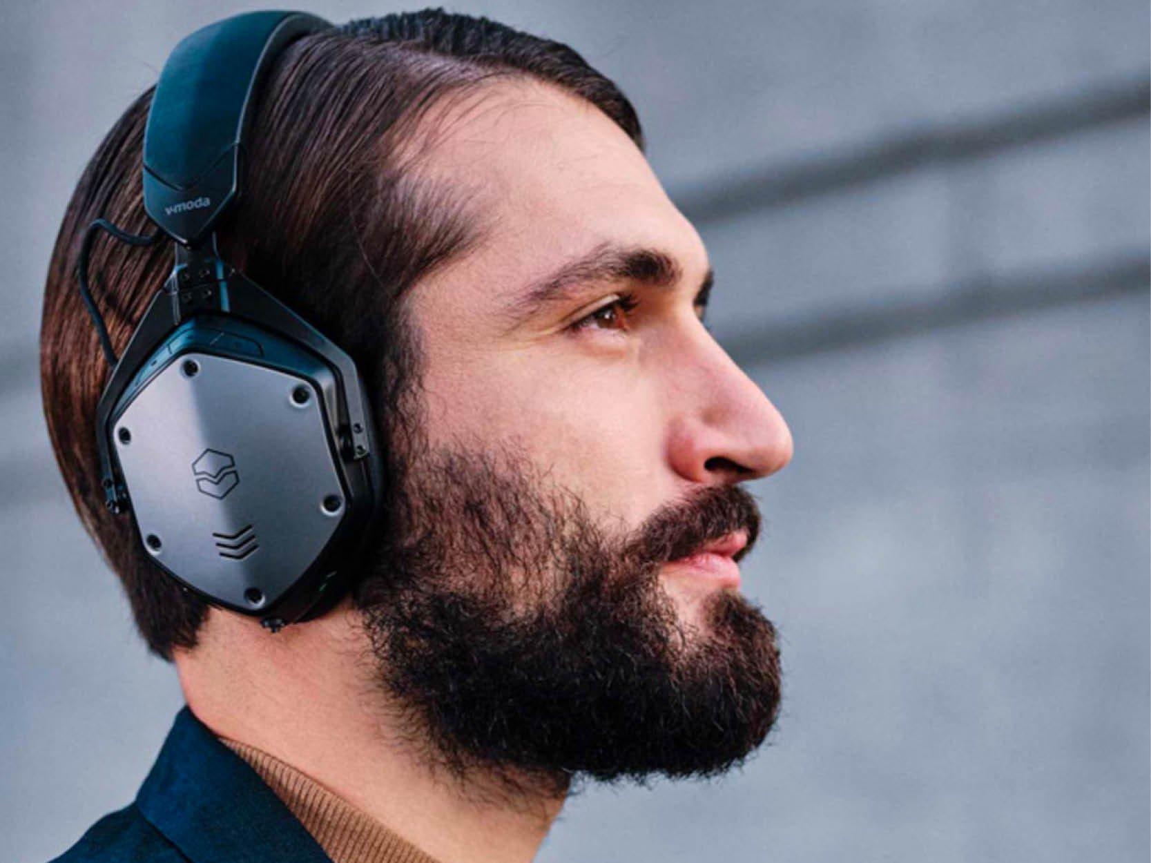 CES 2021 : V-Moda lance un casque sans fil avec réduction de bruit active
