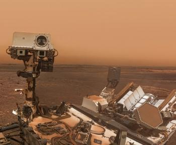 Le rover Curiosity a fêté son 3 000e jour sur Mars