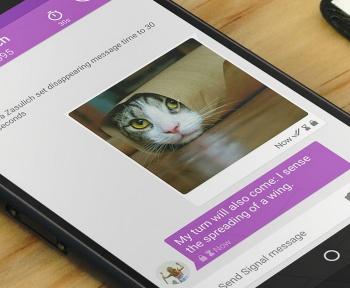 Signal: comment augmenter encore plus la confidentialité des messages