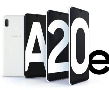 Le Samsung Galaxy A20e est à 1€ grâce au forfait 50 Go de Bouygues Telecom