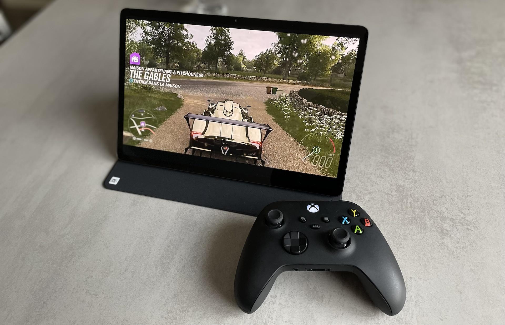On a trouvé la tablette ultime pour les jeux Xbox en streaming et ce n'est pas un iPad