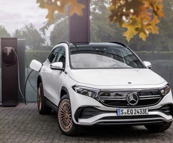 Mercedes EQA: le SUV 100% électrique rivalise-t-il avec le Tesla Model Y?