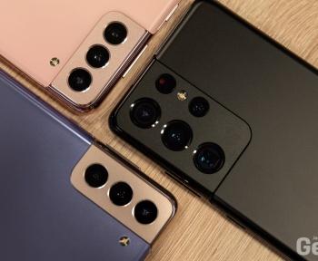 Samsung Galaxy S21 vs Galaxy S20 : Les mêmes, ou presque