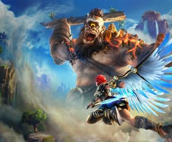 Immortals Fenyx Rising: découvrez le crossover avec Blood of Zeus