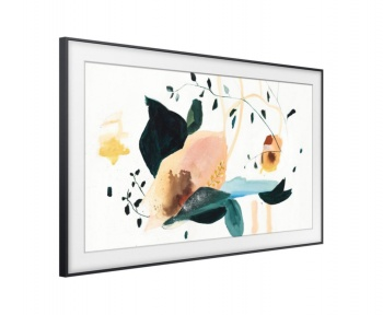 L'atypique TV QLED Samsung The Frame 50″ coûte 400 € de moins pour les soldes