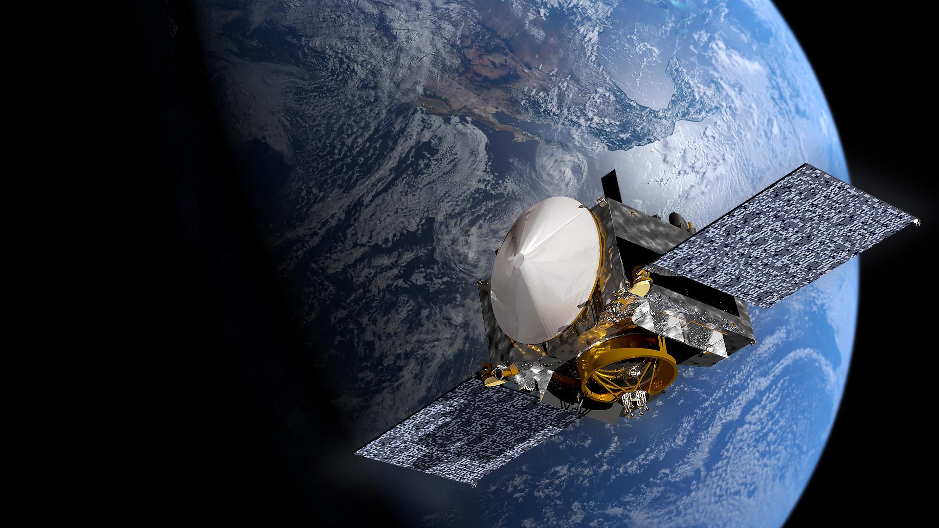OSIRIS-REx quittera l'astéroïde Bennu pour revenir vers la Terre en mai