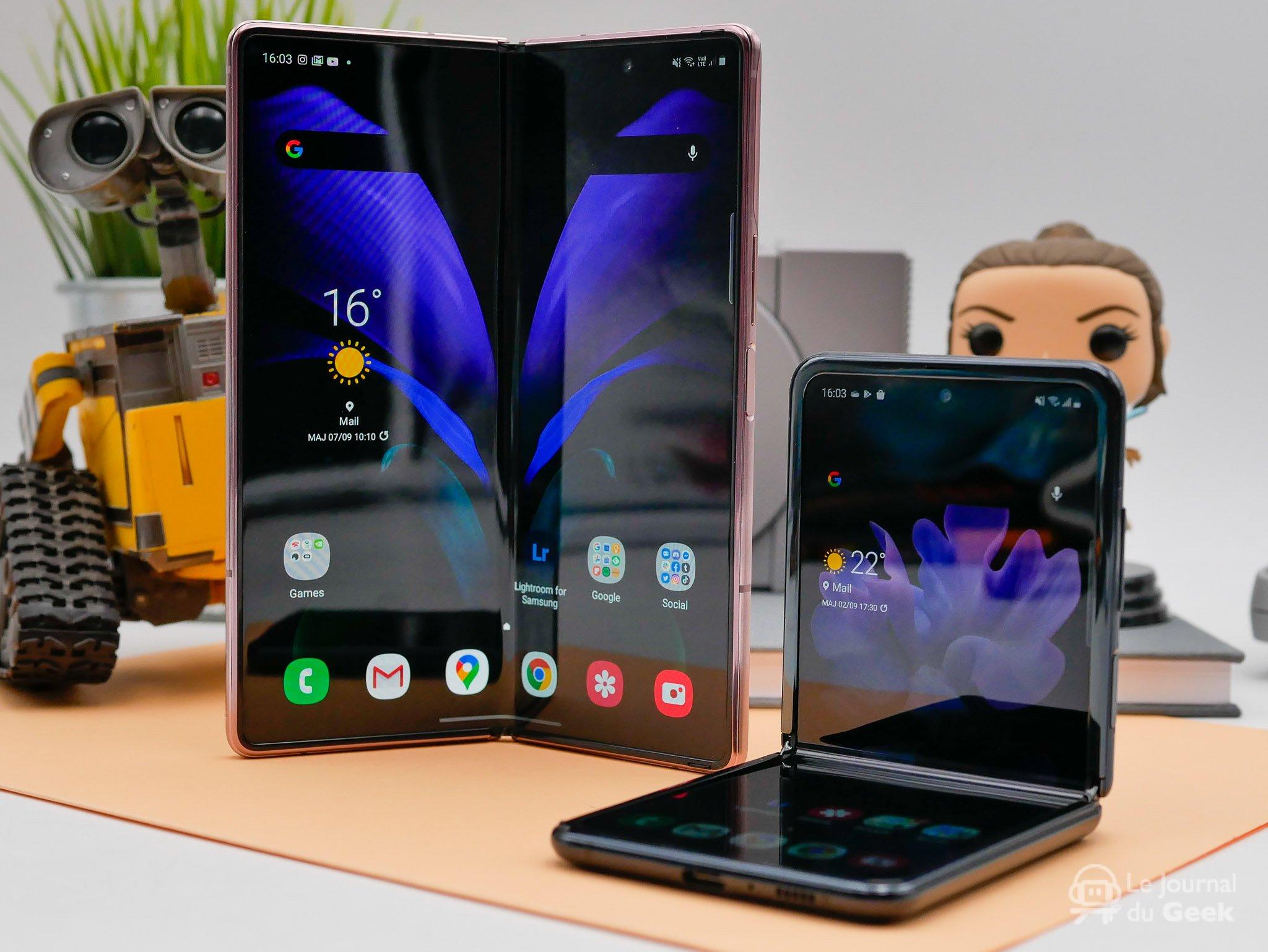 Samsung devrait vendre ses écrans flexibles à d'autres constructeurs