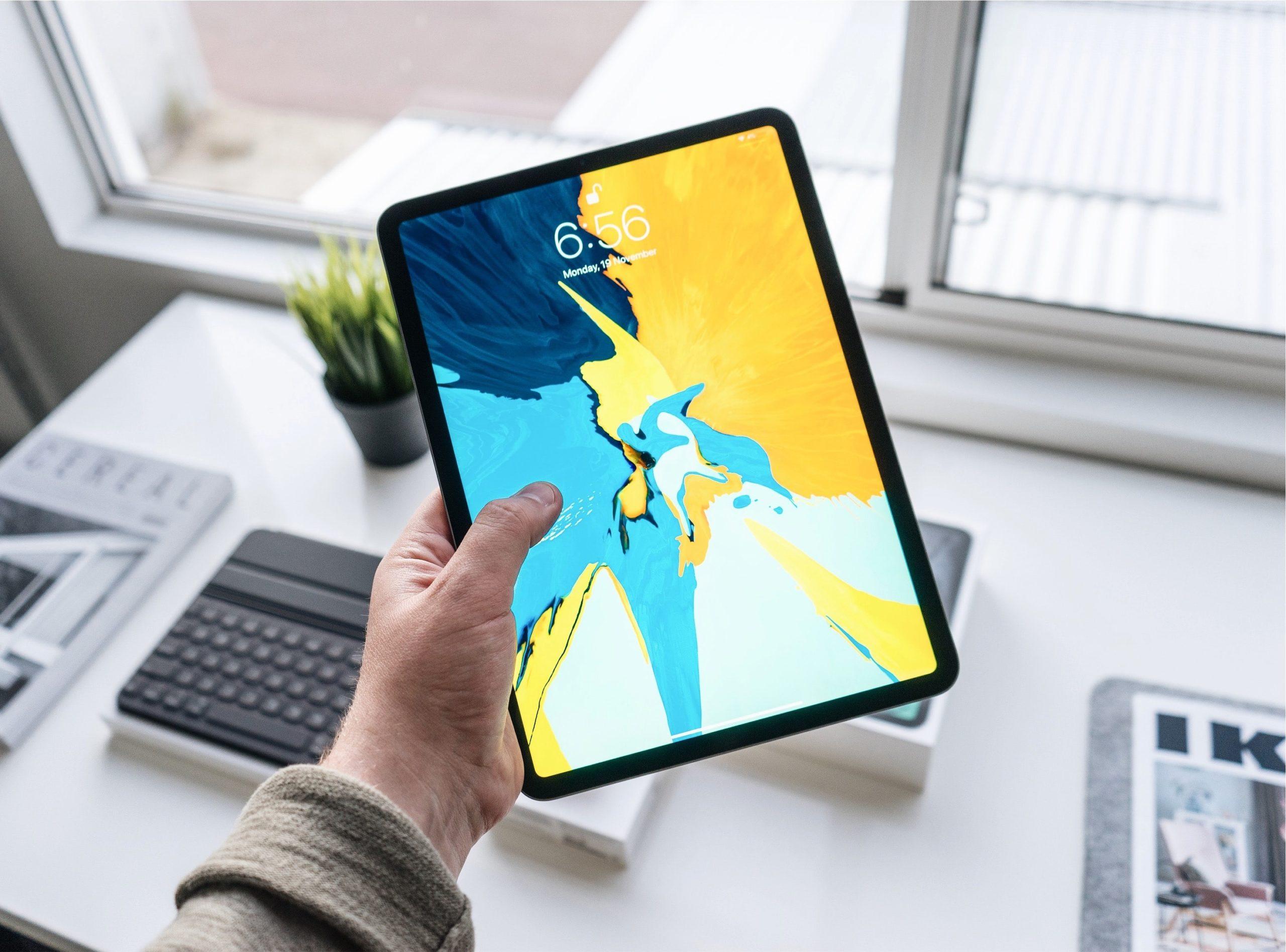 Le marché de l'iPad et du Chromebook en pleine forme fin 2020
