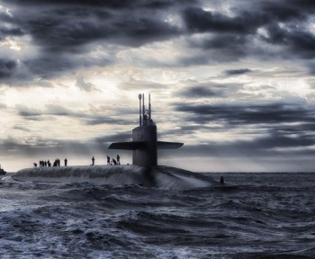En Russie, il y a un cimetière de sous-marins nucléaires