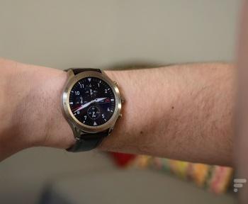 Test de la Zepp Z: une très jolie montre qui en a sous le capot