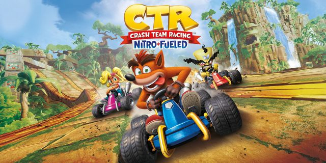 Crash Team Racing Nitro-Fueled en essai gratuit pour les abonnés au Nintendo Switch Online